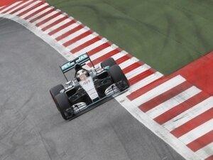 Lewis Hamilton ilk cepte!
