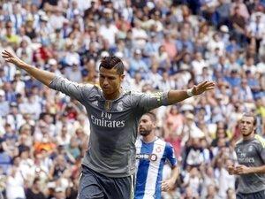 Ronaldo, Raul'ü tarihe gömdü!