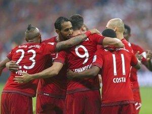 Bayern fırtına gibi başladı!