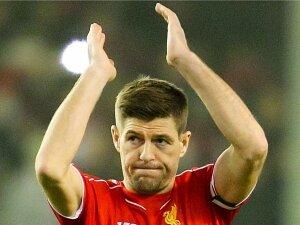 Gerrard bize karşı yok!