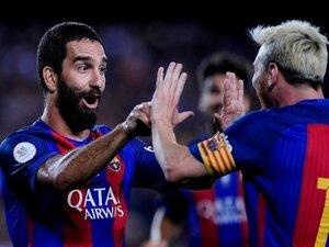 Messi: Arda'nın yaptığını...