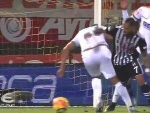 Alanyaspor maçında tartışılan pozisyon