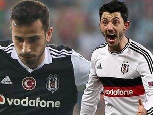 Beşiktaş'ın kayıp ikilisi; Oğuzhan, Tolgay!