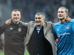 Beşiktaş'ı boşladı diyenlere...