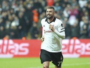 Beşiktaş 'Kral' ile güldü!