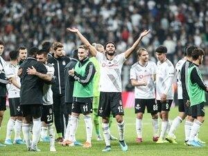 Beşiktaş'ta moraller yerine geldi