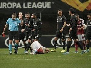 Braga maçında hakem skandalı yaşandı!