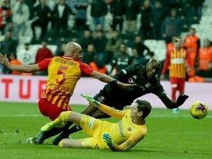 Atiba'dan ikinci gol!