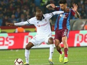 Atiba, 1 yıl daha Beşiktaş'ta!