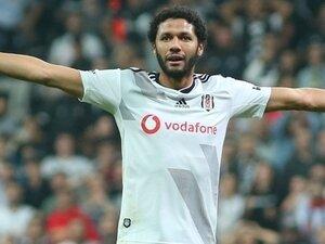 Mohammed Elneny Beşiktaş'tan ayrılıyor!