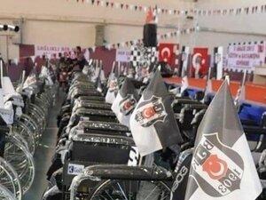 Çebi Dünya Engelliler Günü etkinliğine katıldı