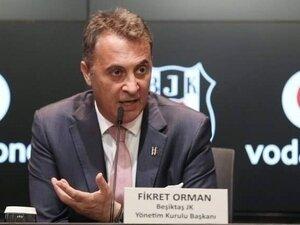 Fikret Orman'dan transfer açıklaması