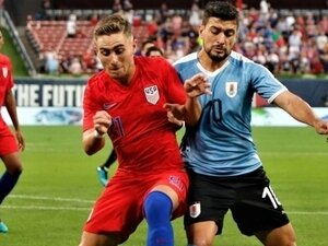 ABD ile Uruguay yenişemedi! Boyd...