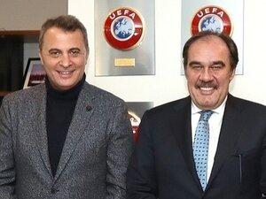 Demirören, Beşiktaş başkanlığında aday olacak mı?