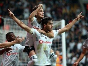 Ali Ece: 'Beşiktaş, sahaya karakter koydu!'