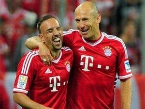 Robben-Ribery devri kapanıyor!