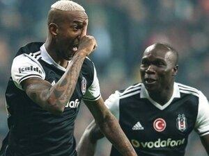 Beşiktaş'a Talisca müjdesi!