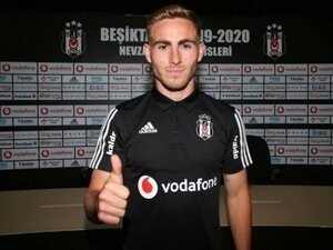 Boyd: Beşiktaş'ta oynamak hayalimdi