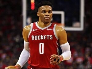 Westbrook, Johnson'ı geride bıraktı