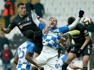 Beşiktaş'ımız, PFDK'ye sevk edildi