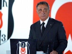 Başkan Çebi'nin Beşiktaş için koyduğu rakam belli oldu!