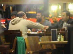Türkiye şu anda bu fotoğrafı konuşuyor! Arda Turan...