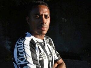Santos Robinho transferini iptal etti