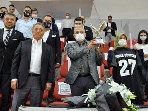 Çebi, Pınar Gültekin'in ailesini ağırladı