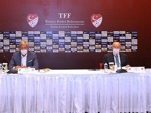 TFF, 2. ve 3. liglerin bitirilmesine karar verdi!
