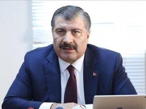 Sağlık Bakanı Koca, günün verilerini açıkladı