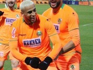 Welinton, Beşiktaş için İstanbul'a geldi