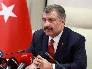 Sağlık Bakanı Fahrettin Koca, koronavirüste son verileri paylaştı