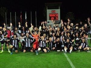 Beşiktaşlı kadın futbolcu Seda Nur İncik: Türkiye'nin en iyi takımındayım