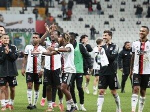 Beşiktaş'ta maç öncesi kamp kalktı