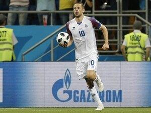 İzlanda basını: O futbolcu Gylfi Sigurdsson