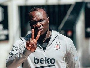 Aboubakar, Beşiktaş'ta sakat değildi