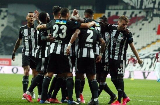 Beşiktaş'ta mükemmel bir ekip çalışması var