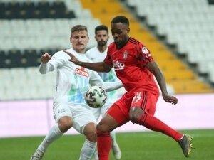 Larin üst üste 3. maçında da gol attı