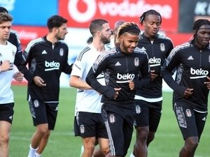 Beşiktaş'ın kamp kadrosunda 3 eksik
