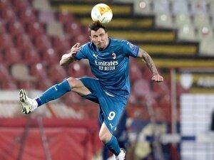 Beşiktaş'tan Mario Mandzukic açıklaması