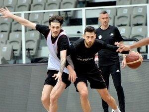 Beşiktaş Basketbol'da transfer açıklaması