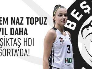 Beşiktaş, İrem Naz Topuz'la nikah tazeledi