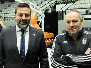 Beşiktaş Icrypex'te Ahmet Kandemir ile yola devam kararı